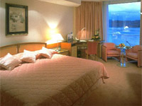 Noga Hilton Geneva - Room with lake view