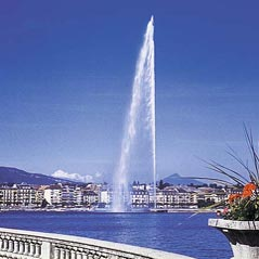 Lake of Geneva