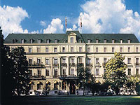 Hotel Metropole Swissotel Geneve
